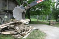 Rušenje objekta