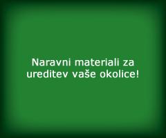 Naravni materiali za ureditev vaše okolice